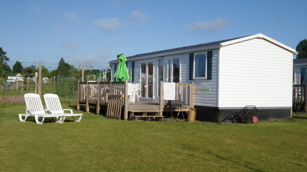 Eurocamp Holiday in Croix De Vieux Pont, Berny Riviere, France. An amazing French Holiday family adventure!