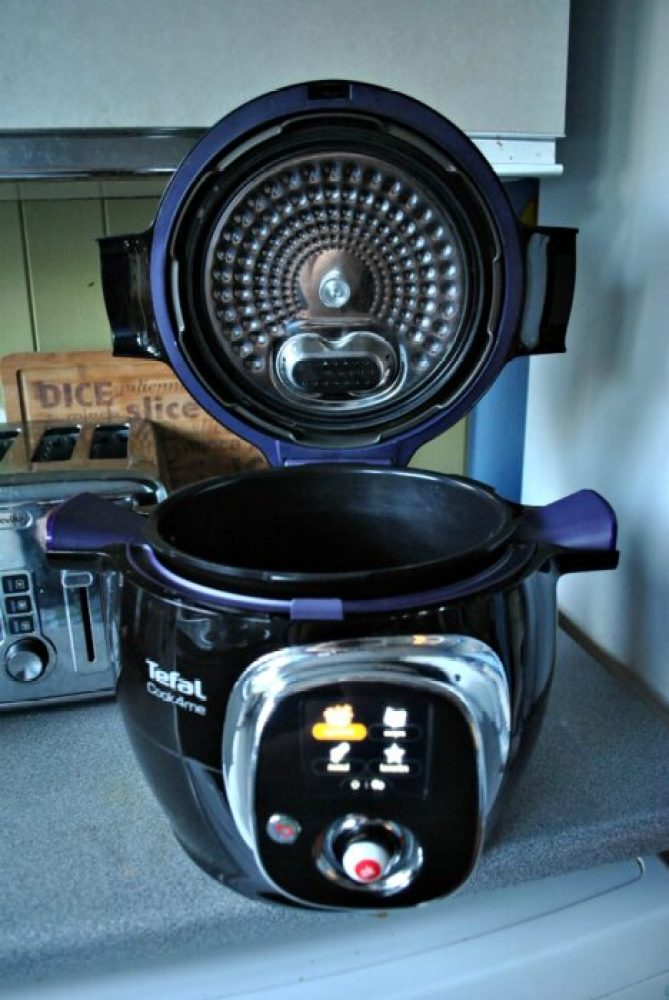 Tefal review Cook4me