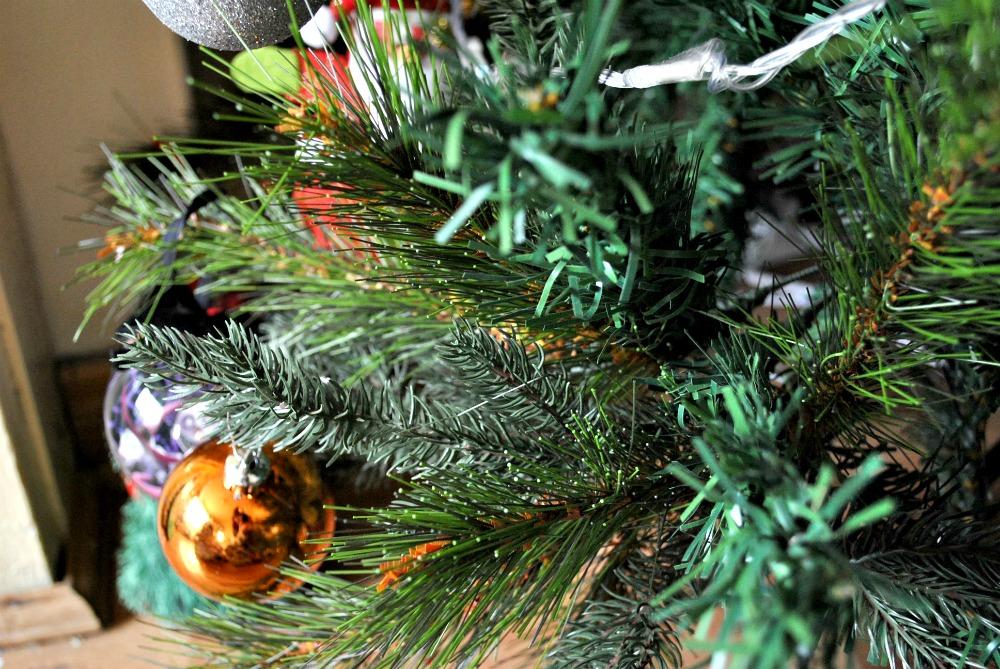 Christmas tree range