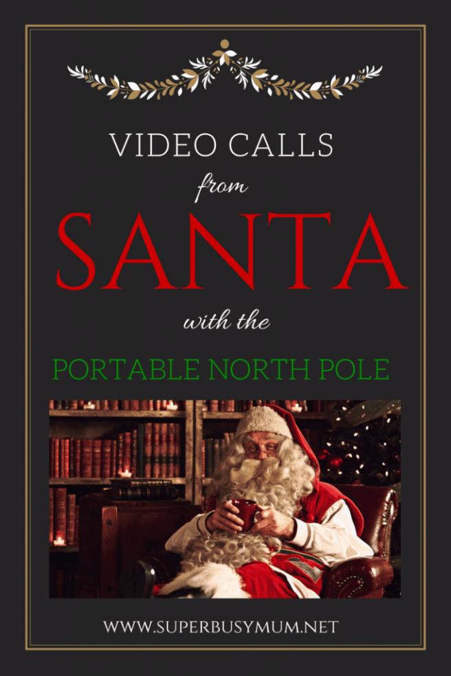 Portable North Pole graphic