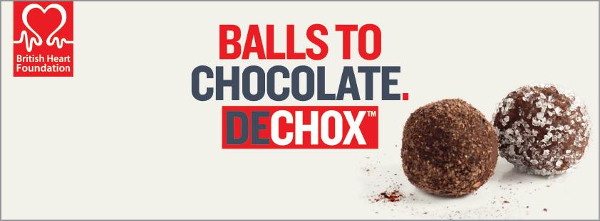 Dechox for British Heart Foundation