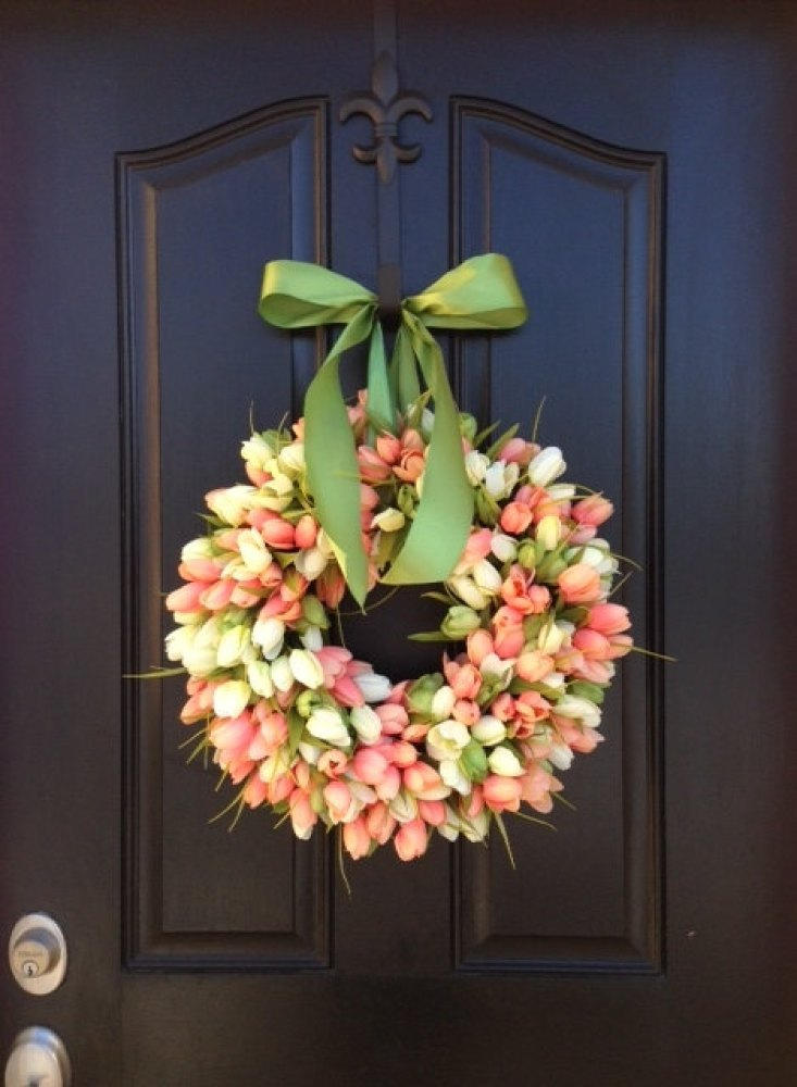 Tulips-Spring-Wreath