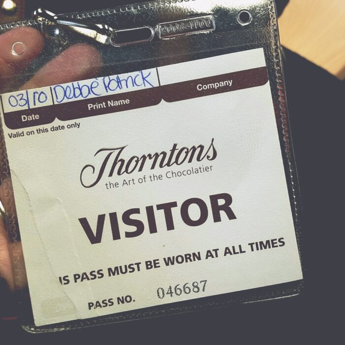 A Factory Tour With Thorntons Chocolate Super Busy Mum