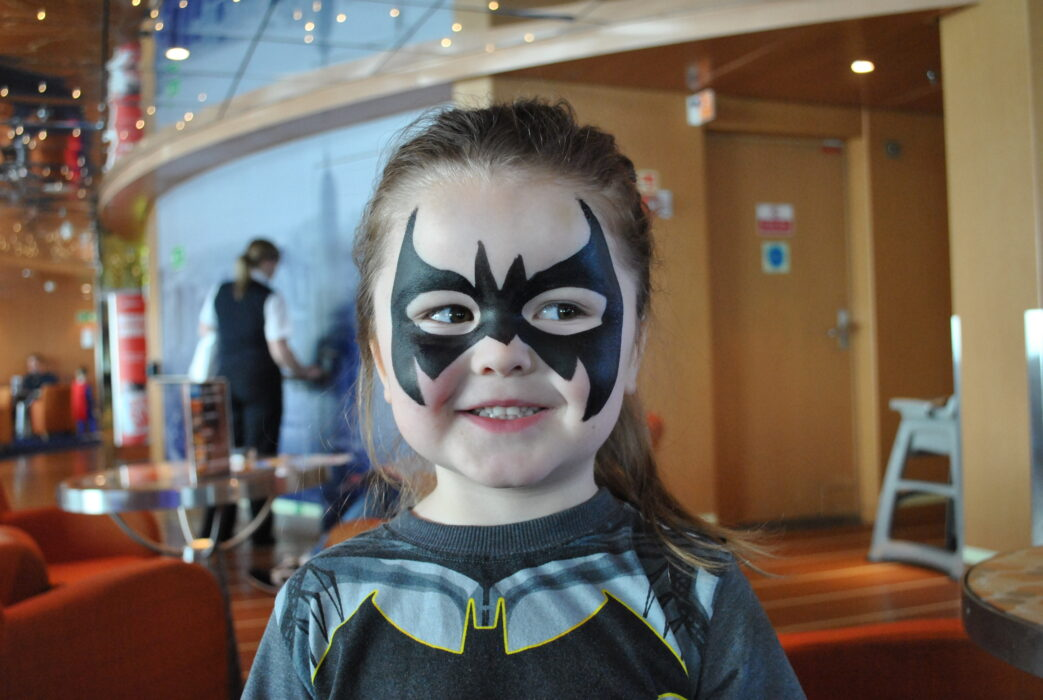 Our Superhero Day Cruise with Stenaline