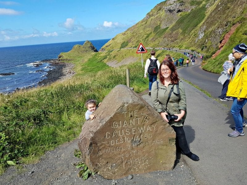 Click through to see more photos from our amazing day trip to Giants Causeway with National Trust NI!