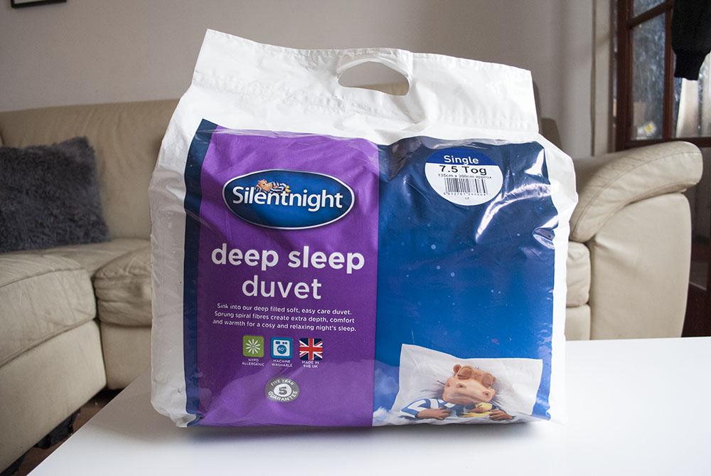 Silentnight Winter duvet
