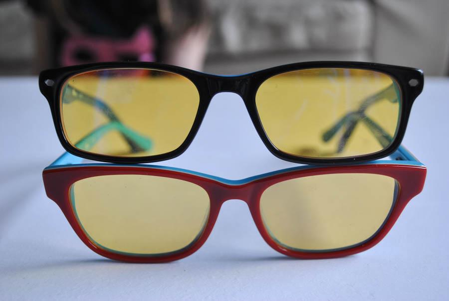 Bloxx anti-blue glasses review