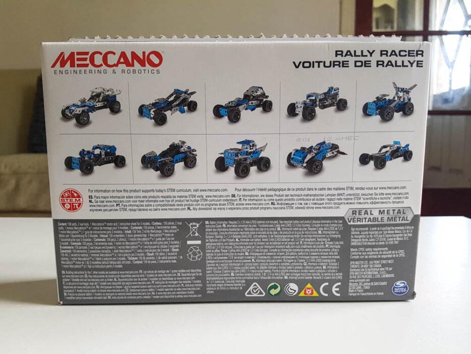 Meccano Review