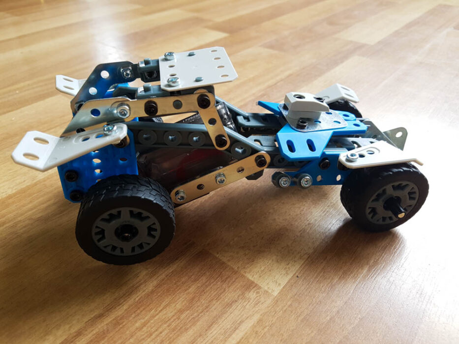 Meccano Rally Racer | Review