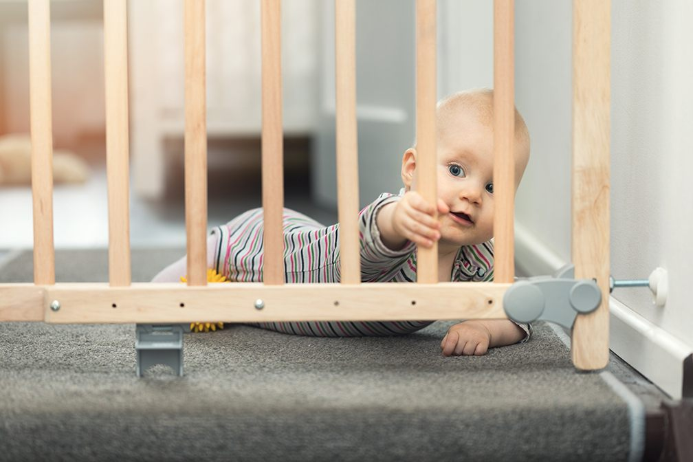 Tips to baby proof your home
