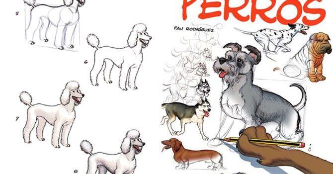 Dibujo Y Pinto Perros