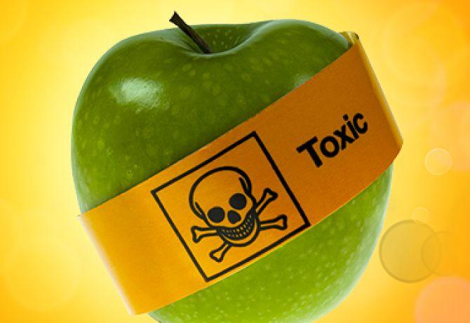 Elimina los pesticidas de frutas y verduras