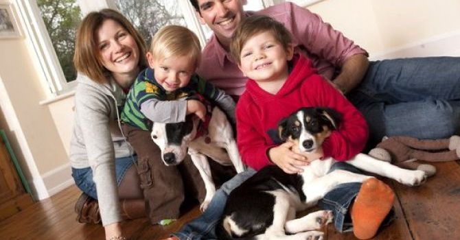 Family With Dogs 10 266795k