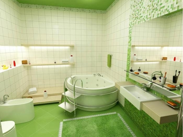 صور حمامات 2016 احدث اشكال الحمامات المودرن (15)