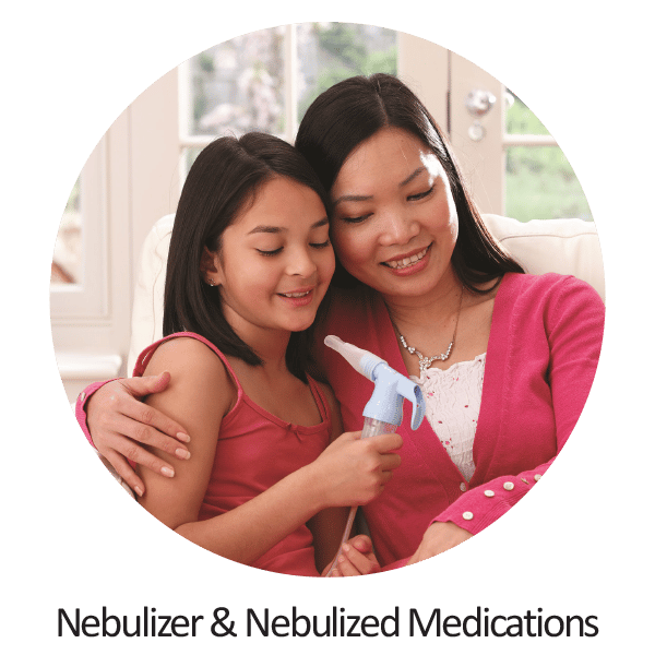Nebulizer & Nebulized Medications