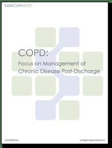 White paper on COPD managemen