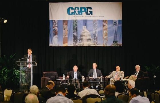 CAPG panel