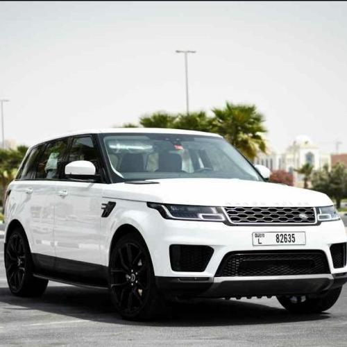 Range Rover Sport Rent Dubai