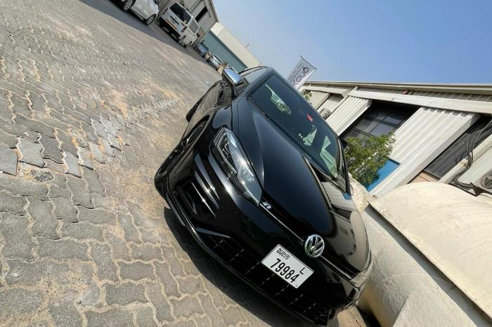 Volkswagen Golf 7R 2020
