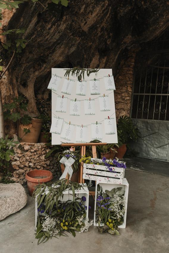 seating plan cueva el majuelo