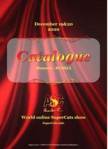 ASC World cats Show'20