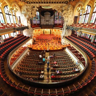 palacio de la musica