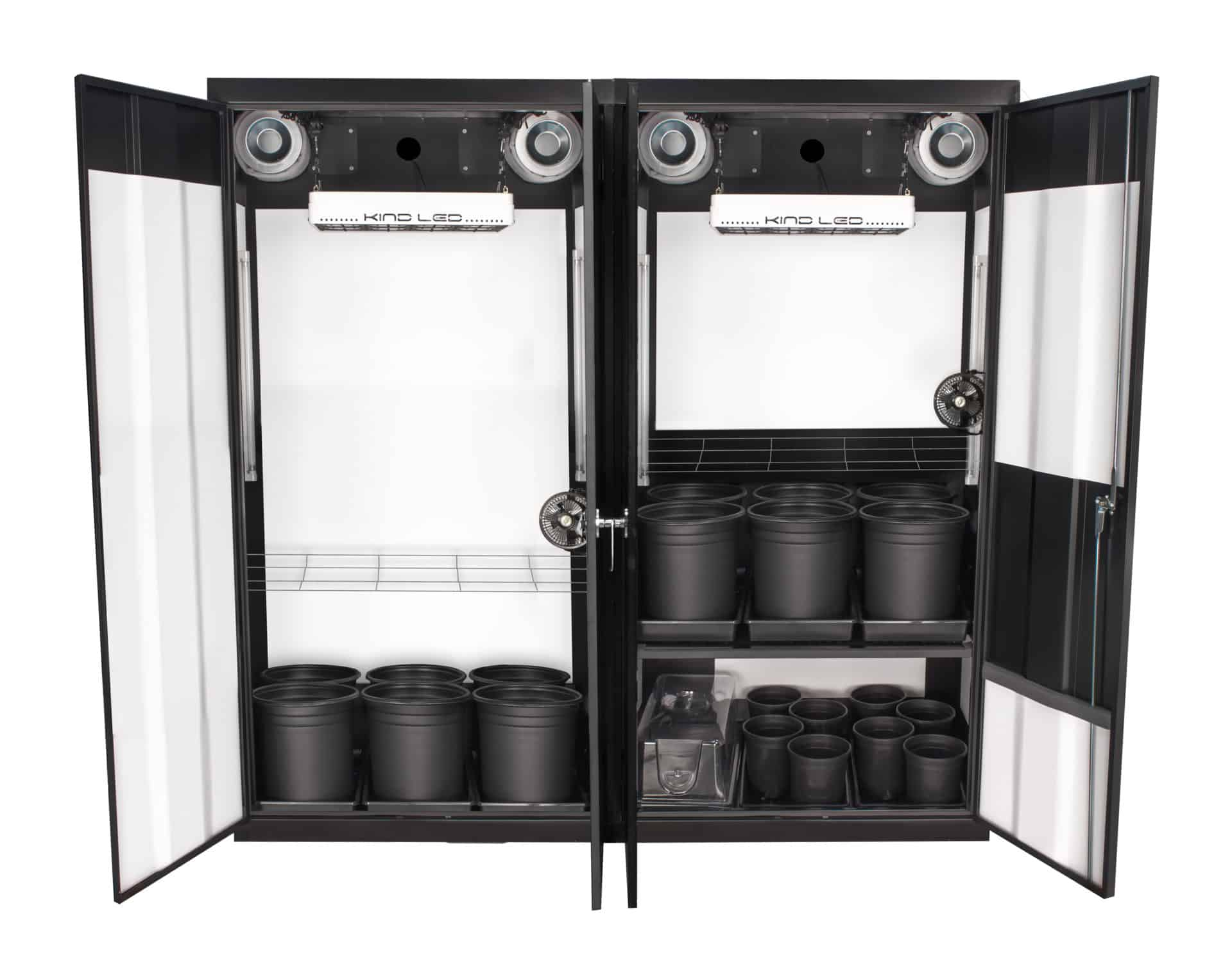 Non Hydroponic Grow Box