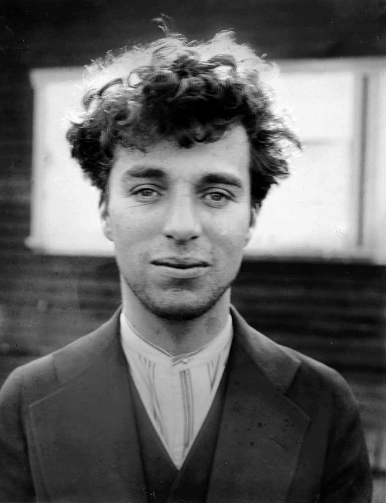 Чарли Чаплин в возрасте 27 лет, 1916 год