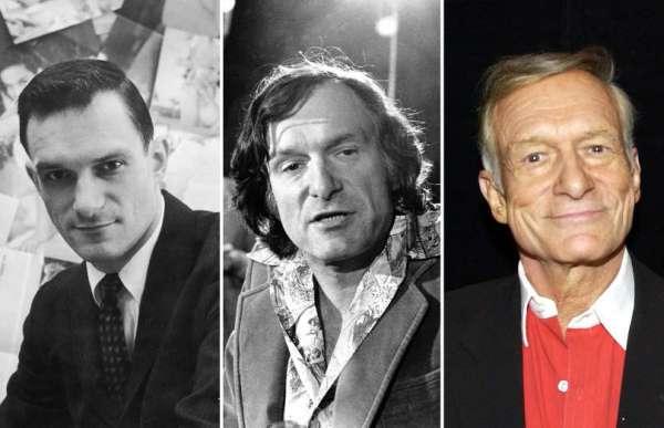 Хью Хефнер король Playboy: жизнь в фото