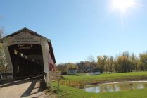 Conner Prairie living museum (November)