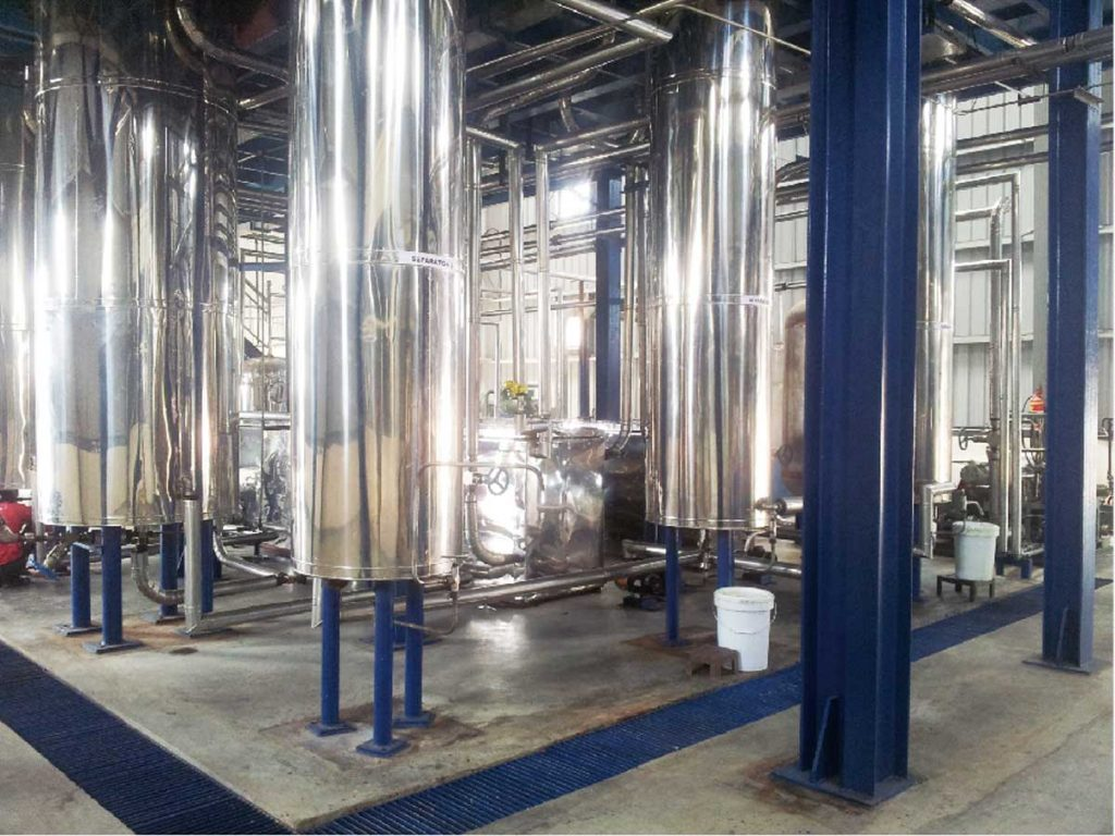 3000l supercritical co2 extraction equipment