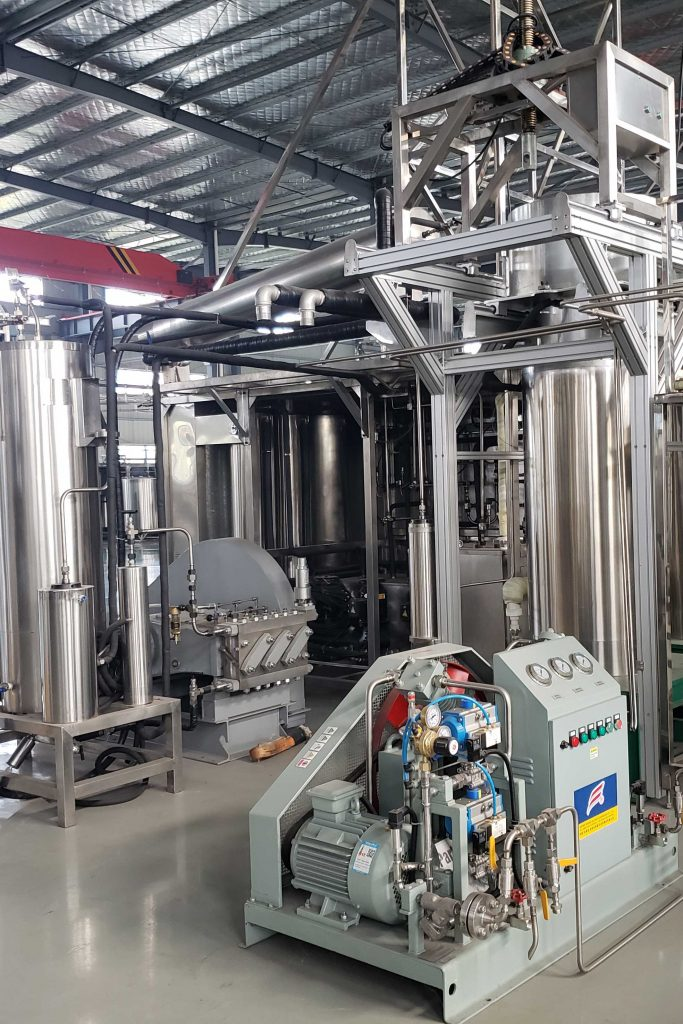 Capsanthin supercritical CO2 extraction machine
