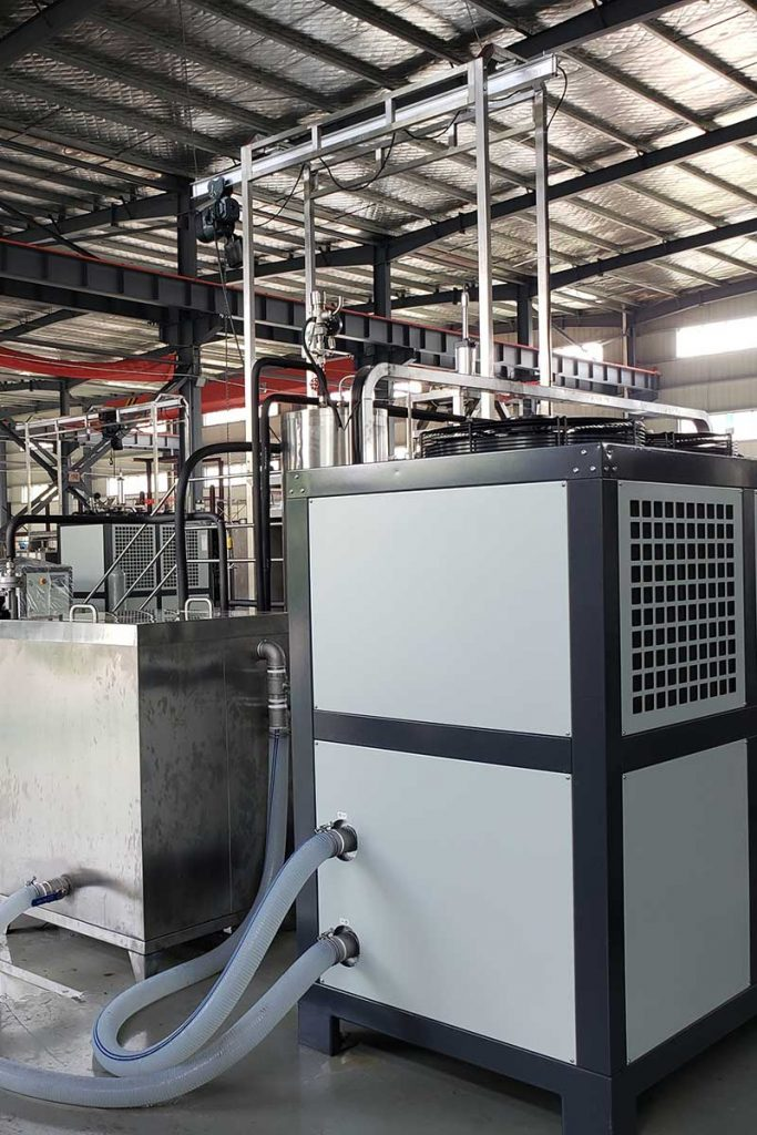 cannabis oil supercritical CO2 extraction machine