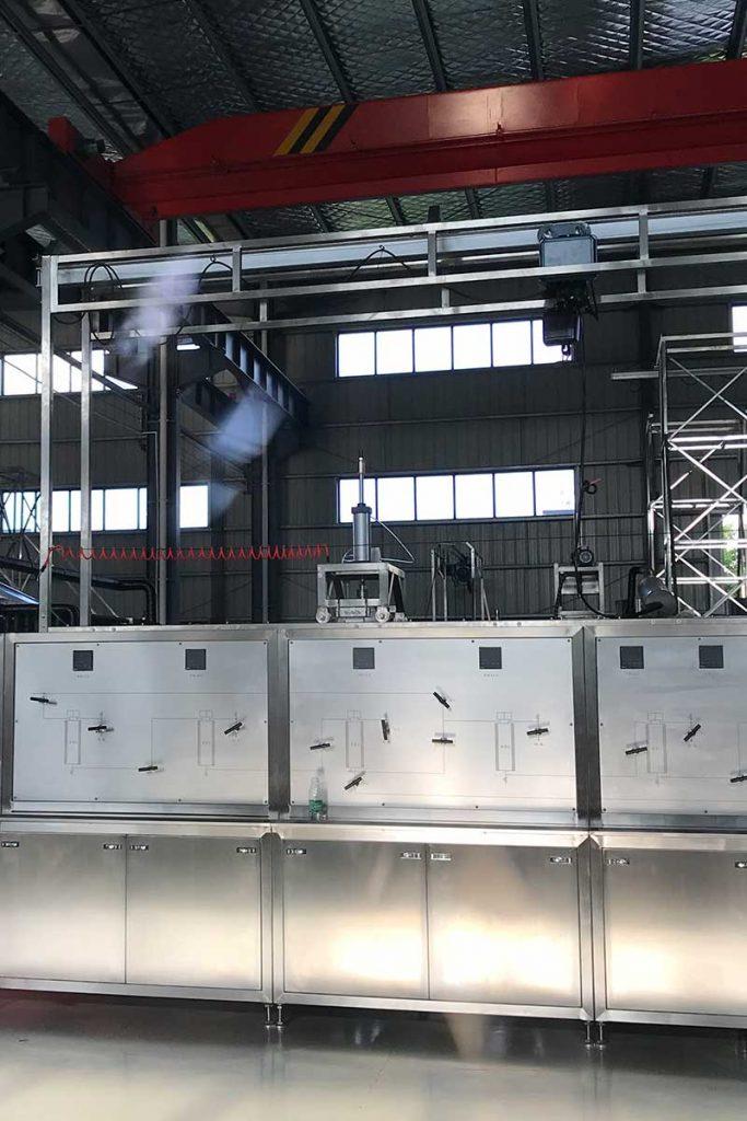 hemp oil supercritical CO2 extraction machine