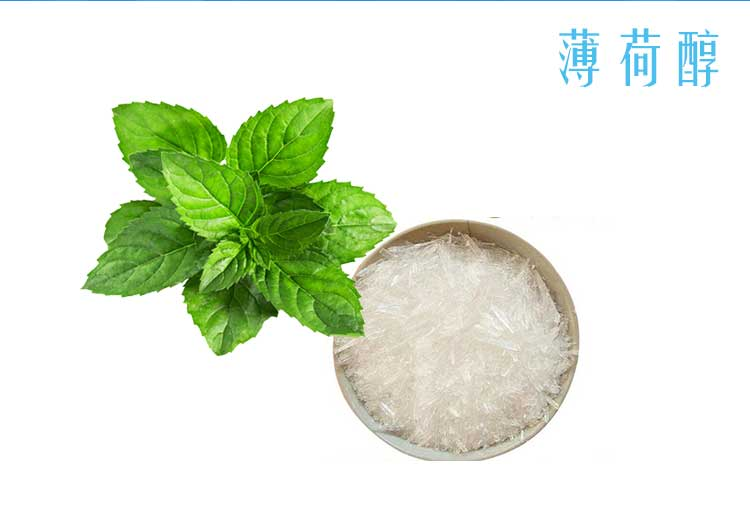 Purification of Menthol by Supercritical CO2 Fractionation