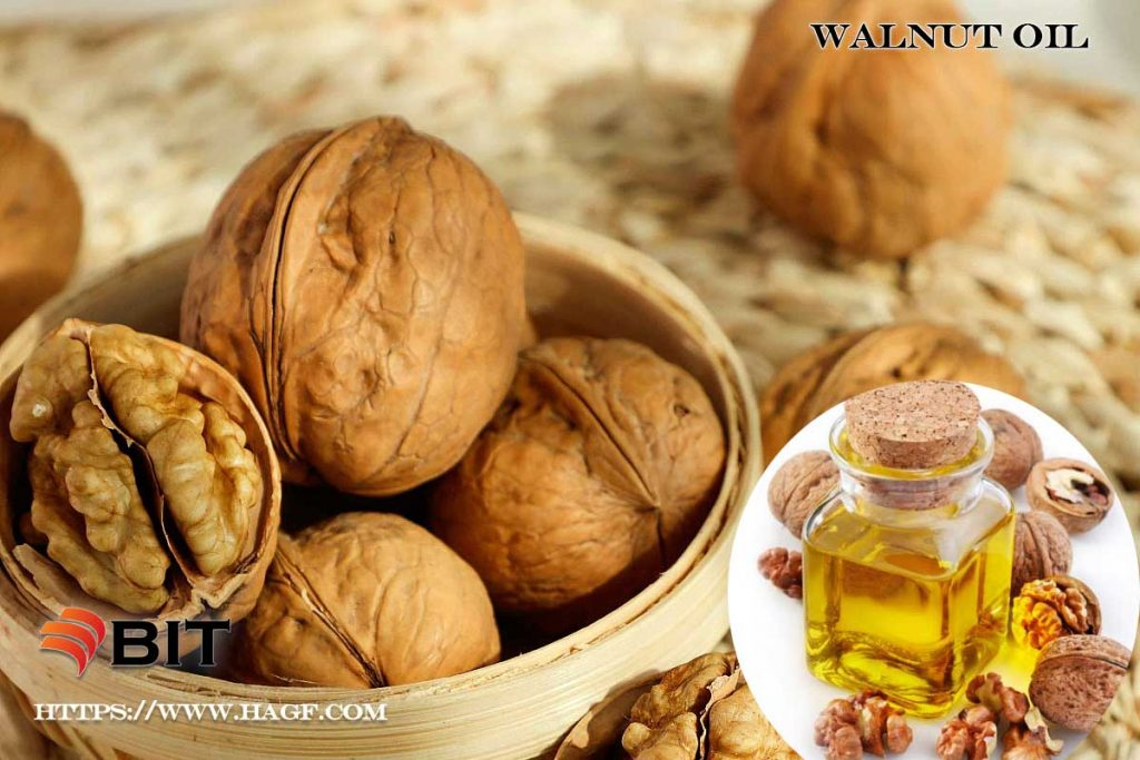 Supercritical CO2 Extraction of Walnut Oil