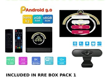 The RRE Box Pack 1