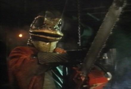 Frogman + Chainsaw = Supercult