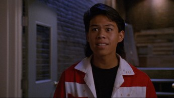 Ernie Reyes Jr. as Keno, the Pizza Delivery kid who just won't take a hint!
