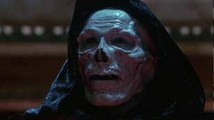 This is the only time you'll get to see Skeletor quoting Shakespeare.