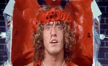 Roger Daltrey as the titular character, Tommy.