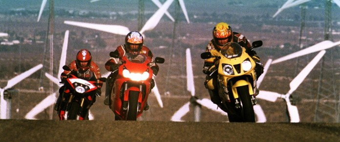 Torque is to motorcycles what Top Gun is to the Air Force.