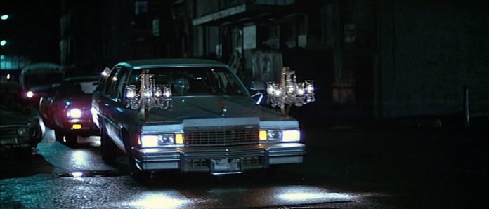 This car has chandeliers. Your argument is invalid.