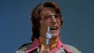 Don Steel as the Announcer Junior Bruce (as The Real Don Steel)!