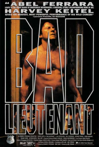 Bad Lieutenant Poster2