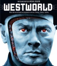 """""""Westworld ...where robot men and women are programmed to serve you for ...Romance ...Violence ...Anything"""""""