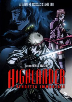 Supercult Highlander The Search For Vengeance