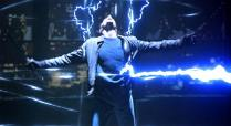 "The Highlander uses ""bellybutton lightning!"" It's Super Effective!"