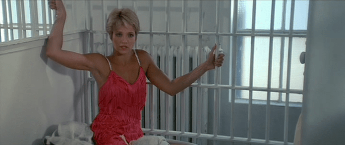 If every jail cell came with an Ellen Barkin we would all be criminals.