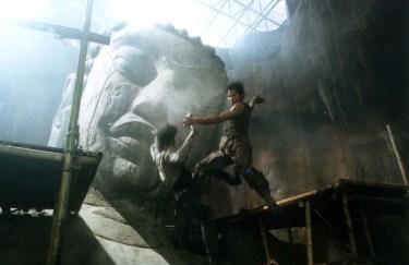 Gimmie back mah statue!